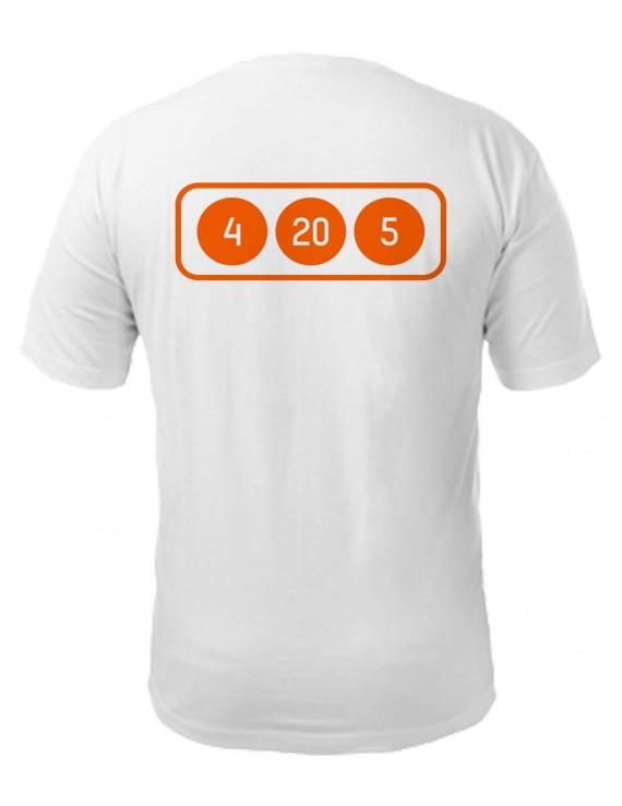 Logo 4 20 5 classic dos orange