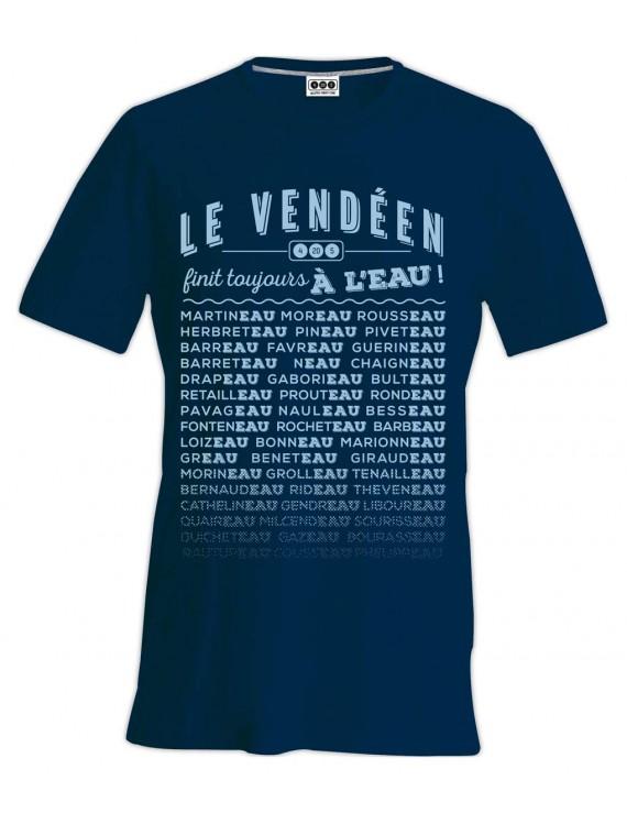 Le Vendéen finit toujours à l'EAU